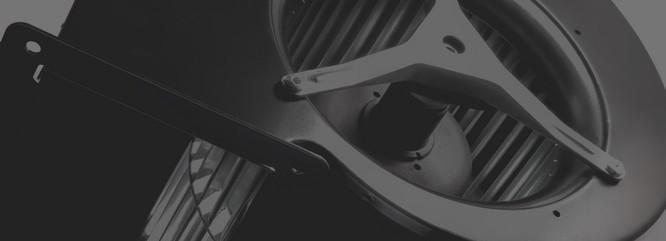 Ventilateur centrifuge double ouïe