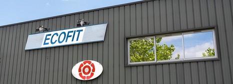Façade de la société Ecofit